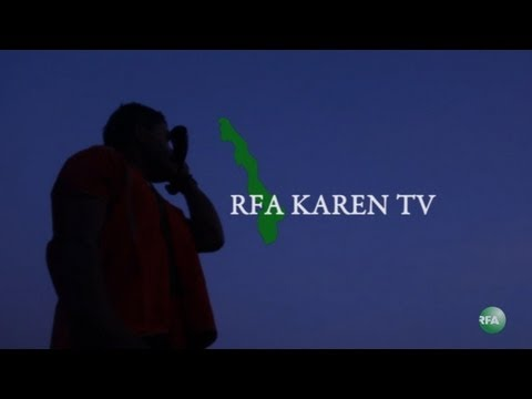 RFA Karen Language TV Program, 2013 April 4th Week