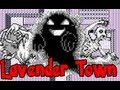 Youtube Thumbnail Lavender Town Myths - Pokemon Fact of The Day