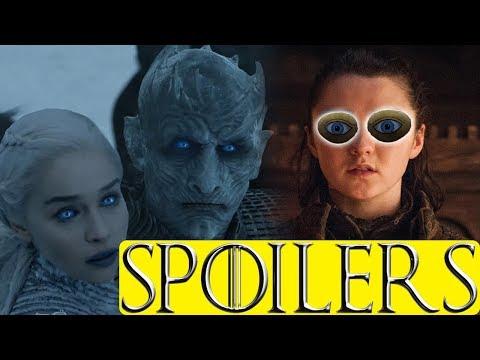 SEASON 8 Major Spoilers !   Game of Thrones
