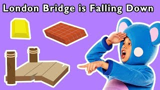 London Bridge is Falling Down and More   NURSERY RHYME PLAYTIME   Baby Songs from Mother Goose Club!