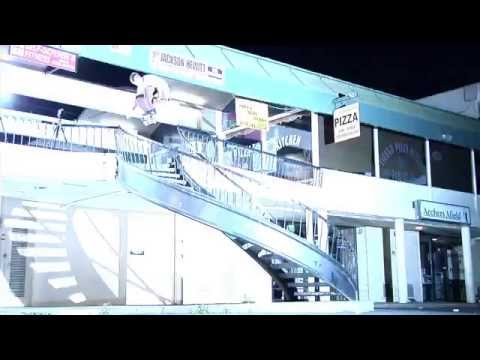 HUGE OLLIE! - CHRIS JOSLIN