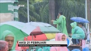 Massa Aksi Bela Islam 212 Mulai Berdatangan - Live Report