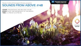 ♫ Best of Progressive House Sessions ♫ - Sounds from Above#48