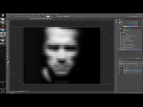Quick Tip: How to Create a Triangle Pixelation Effect in Photoshop