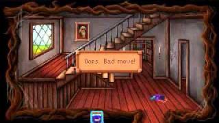 Ways to Die King's Quest 3 Redux Part 2