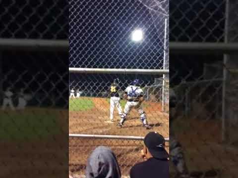 Baseball nate cruz