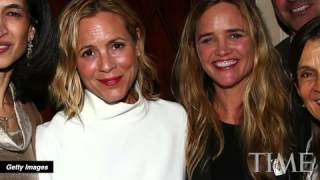 Maria Bello Comes Out   Video   TIME com