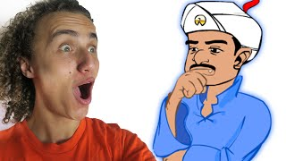 THIS MAN KNOWS EVERYTHING! (Akinator)