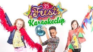 Kinderen voor Kinderen - Feest! (Karaokeclip)
