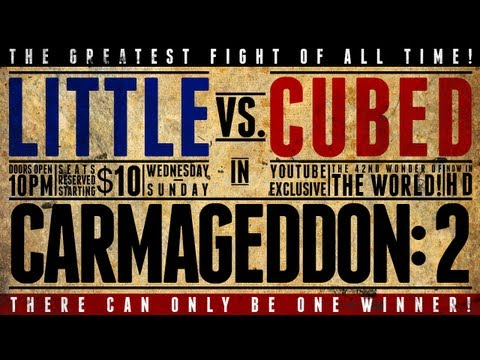 Little Vs. Cubed: GTA IV: Carmageddon Mod (Part 2)