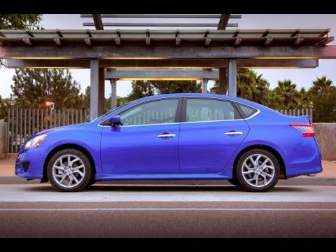 2013 Nissan Sentra SR Start Up and Review 1.8 L 4-Cylinder