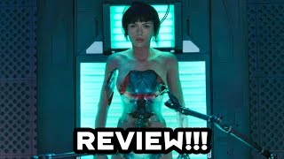 Ghost in the Shell - CineFix Review