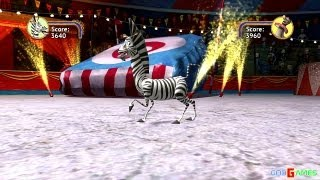 Madagascar 3: The Video Game Gameplay Xbox360 HD (GodGames Preview)