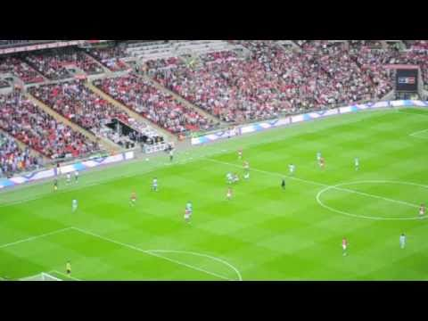 Man City Vs Man Utd 1-0 Fa Cup Semi Final Wembley 16.03 .m4v video