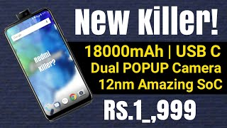 2019 BUDGET SMARTPHONE INDUSTRY KILLER IS HERE! - Officially Confirmed!! Redmi Note 7 Pro Rival!