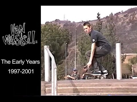 Van Wastell The Early Years 1997-2001