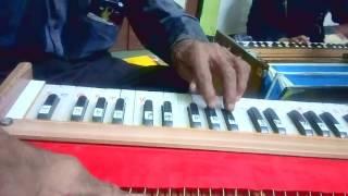 Hindi songs on Harmonium