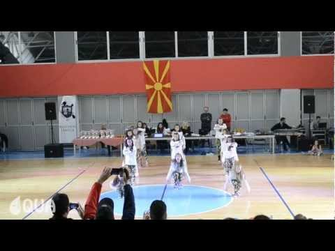 AQUA | FIRECRACKERS | Kids Hip Hop Formation @ Macedonia Open 2013
