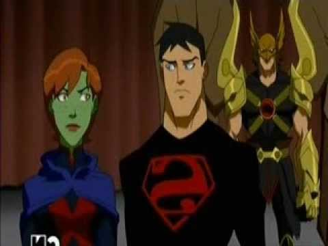 Super Boy X Miss Martian Moments Season 2 Part 4 (Final)