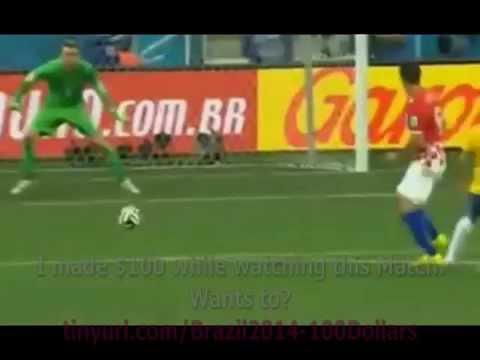Brazil Vs Croatia 3-1 - Highlight Full HD Brazil 2014 WorldCup
