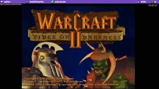 Warcraft II Livestream 24/04/18