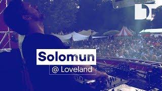 Solomun  Loveland Amsterdam Dj Set  Dancetrippin