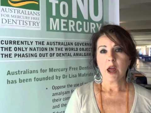 Interview Dra Lisa Matriste, Australians for mercury Free Dentistry