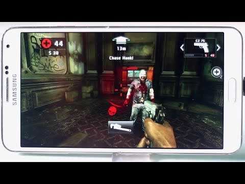 Top 20 Best Free HD Android Games 2014 (High Graphic)