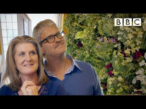 The Baileys' makeover reaction - Your Home In Their Hands: Series 1 Episode 2 - BBC One