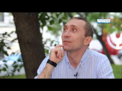 Пародист Дмитрий Грачев в программе
