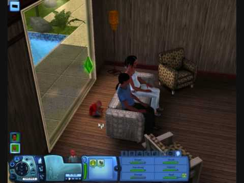 The Sims 3 - BUG