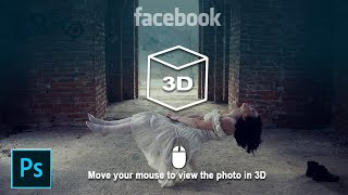 Making Facebook 3D Photo In Photoshop