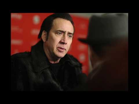 Sundance: Nicolas Cage Gets Real With Director Panos Cosmatos And Linus Roache About Mandy Film