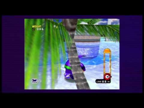 Sonic adventure Big The Cat Final... La zoofilia es un delito