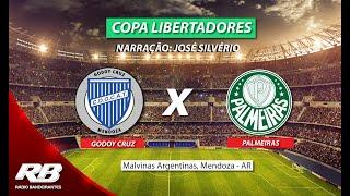 Copa Libertadores da Amrica Godoy Cruz X Palmeiras 23072019 AO VIVO