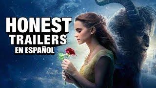 Honest Trailers en Español - La Bella y la Bestia (2017)