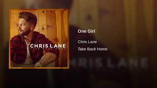 Chris Lane One Girl
