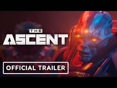 The Ascent - Official Gameplay Trailer (4K) | ID@Xbox /twitchgaming
