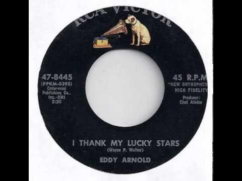 Eddy Arnold - I Thank My Lucky Stars