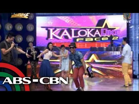 'bruno Mars' Dances To 'whoops Kiri' video