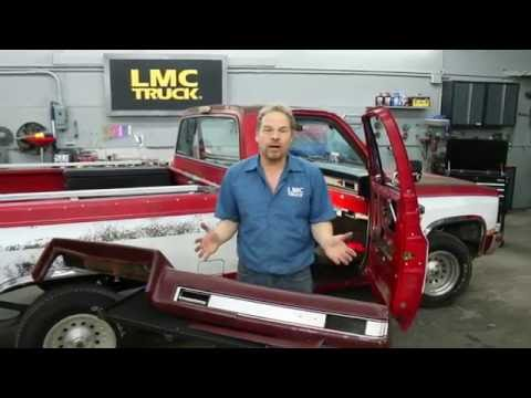 LMC Truck: Chevy/GMC Dash Installation with Kevin Tetz