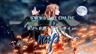 SAO (Sword Art Online) RAP | CarRaxX