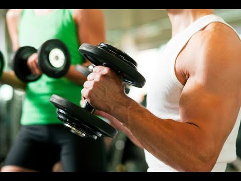 Full Body Dumbbell Home Workout + Six Pack Abs Routine Image 1