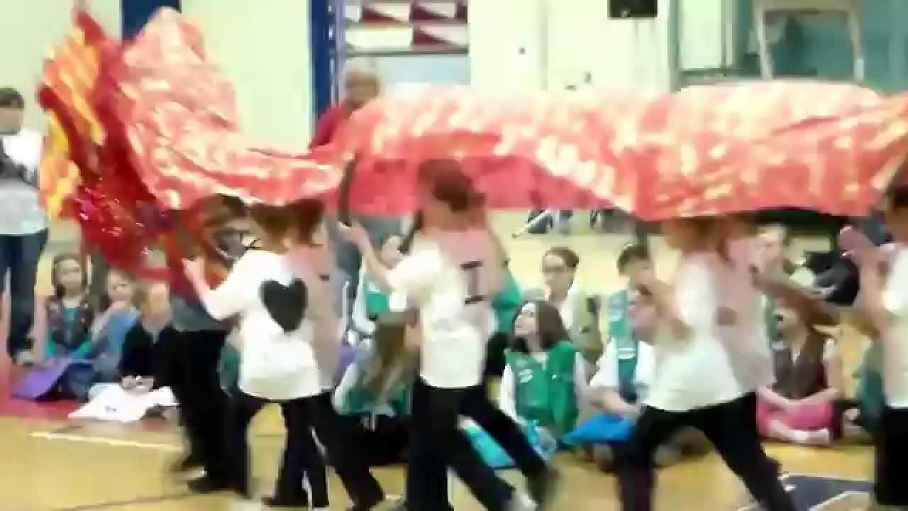 Chinese Dragon Handmade Costume Youtube