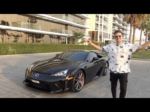 Play this video The World39s Most Expensive Lexus  LFA