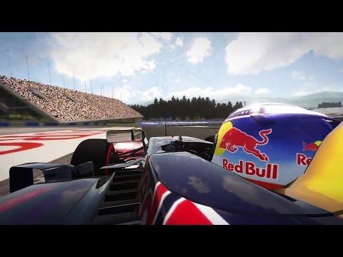 F1 2014 Trailer de Gameplay VF