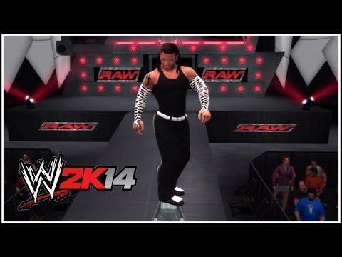 WWE 2K14 - The Charismatic Enigma.. Jeff Hardy On