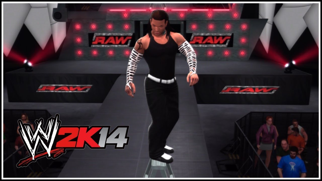 Jeff Hardy Wwe Games Jeff Hardy on Wwe 2k14