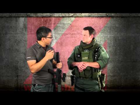 Airsoft GI - New ARES M4 w/ Electronic Trigger and MOSFET Exclusive Preview