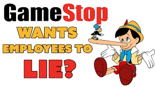 GameStop Wants Employees to LIE? - The Know Gaming News